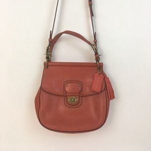 Coach limited edition 70th aniv Willis bag satchel